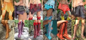 Gipsy Boots